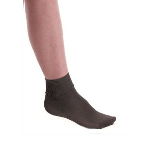 Dance First Black Ballet Socks