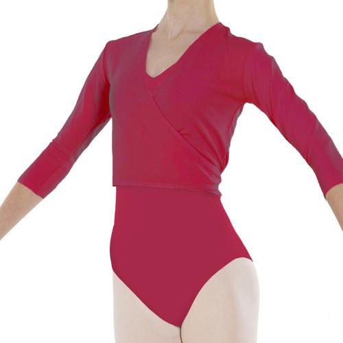 Rebecca Jackson Dance Academy Mulberry Cotton Ballet Wrap