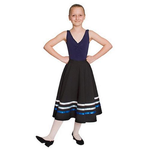Rebecca Jackson Dance Academy RAD Character Skirt