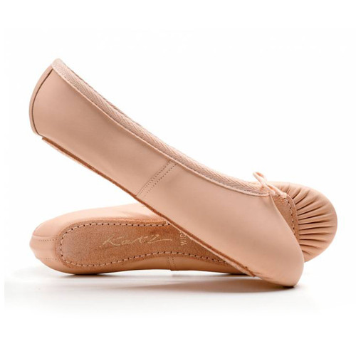 Katz Full Sole Leather Ballet Shoe
