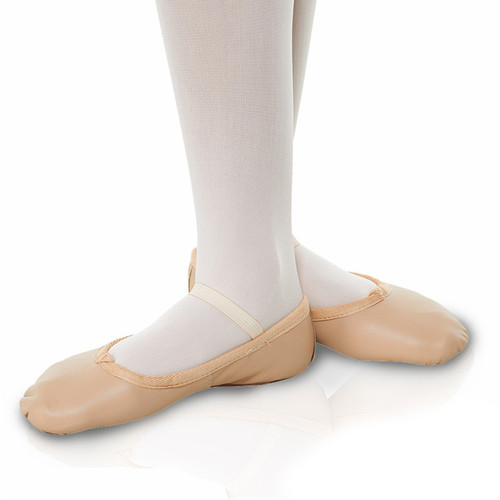 Tappers & Pointers Leather Ballet Shoe