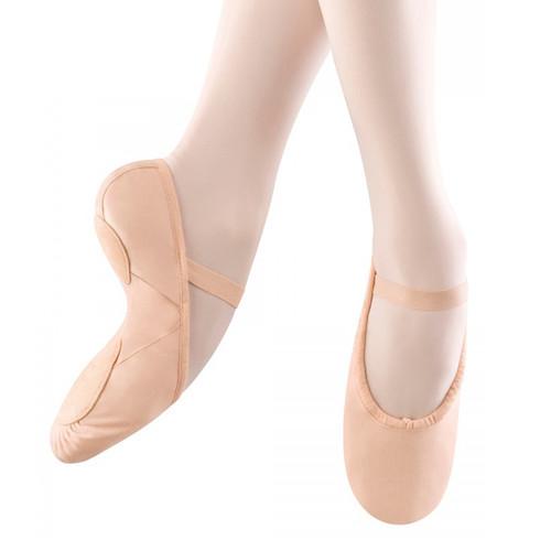 Bloch Dansoft Leather Ballet Shoe
