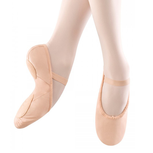 Bloch Dansoft Leather Ballet Shoe