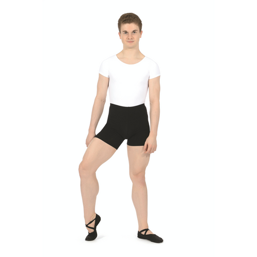 Rebecca Jackson Dance Academy Black Boys Cycle Shorts