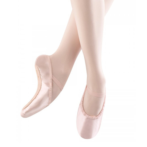 Bloch Debut I Satin Ballet Shoe