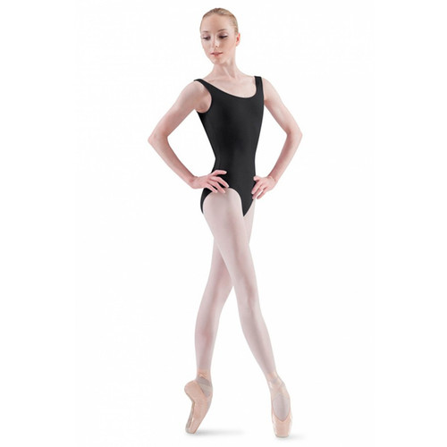 LESTA Ballerina Basic Cotton Tank Leotard (Cotton/Spandex)