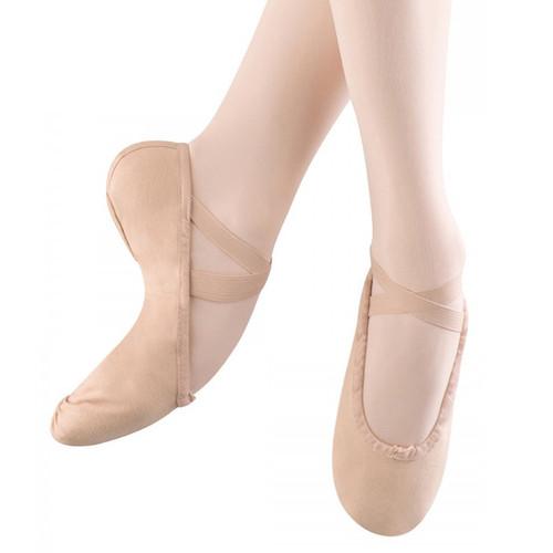 Bloch Pump Canvas Ballet Shoe