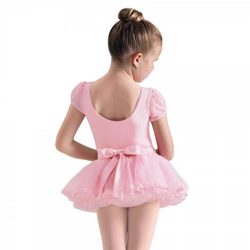 Summerscales Performing Arts Pink Skirted Leotard