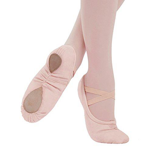 Capezio Cobra Canvas Ballet Shoe