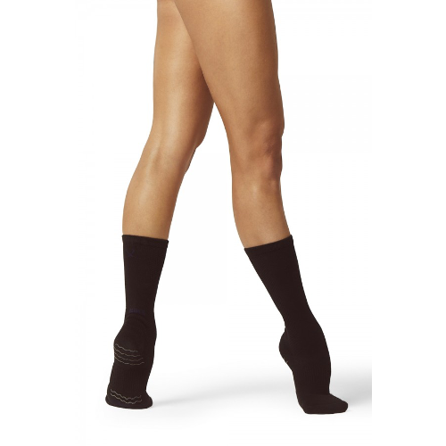 Karen Blackburn Dance Academy Black Socks (Blochsox)