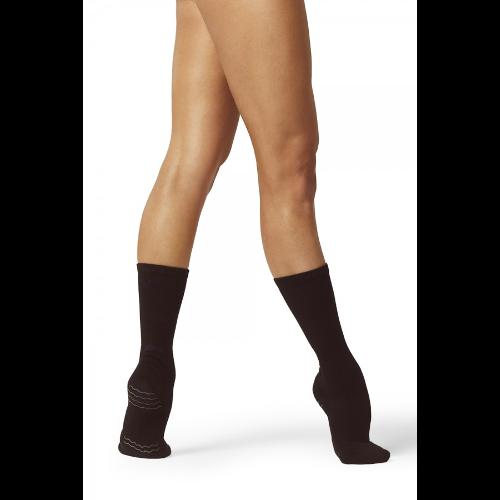 Karen Blackburn Dance Academy Black Socks (Blochsox) (Optional)