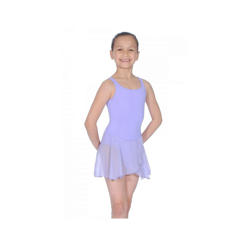Allegro Performers Academy IDS RAD Sophia Lilac Skirted Leotard