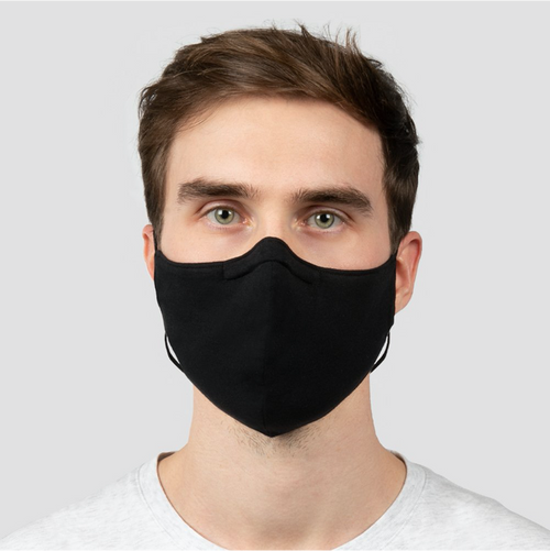 Bloch B-Safe Adult Lanyard Face Mask (Single Mask)