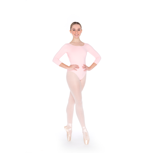 Russian Pointe Foundations 6 Long Sleeve Leotard