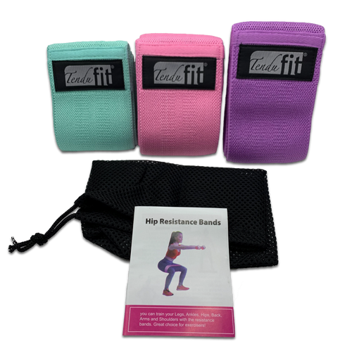 Susan Robinson School of Ballet Tendu Hip Resistance Booty Bands (Set of 3)