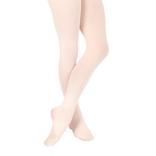 Hamilton Dance Academy Pink Footed Tights