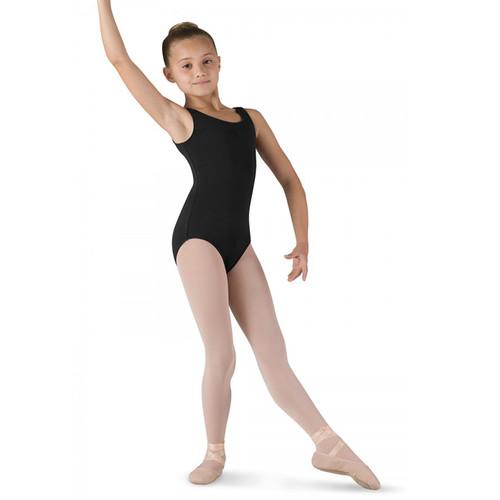 Hamilton Dance Academy Basic Round Neck Tank Leotard