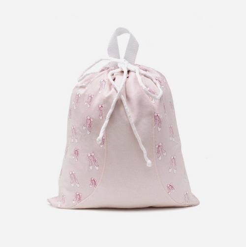 So Danca Ballet Drawstring Bag