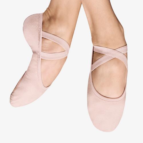 Whitton Centre Dance Academy Bloch Performa Stretch Canvas Ballet Shoes