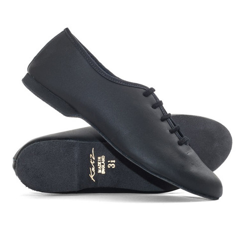 Katz Suede Sole Lace Up Jazz Shoe