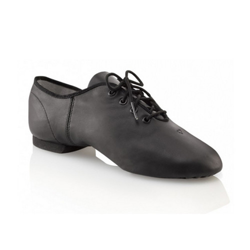Capezio E Series Jazz Oxford (Lace Up Split Sole)