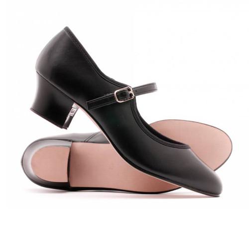Katz PU Character Buckle Shoe