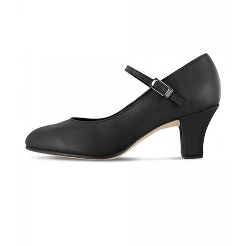 Bloch Leather Cabaret Character Shoe