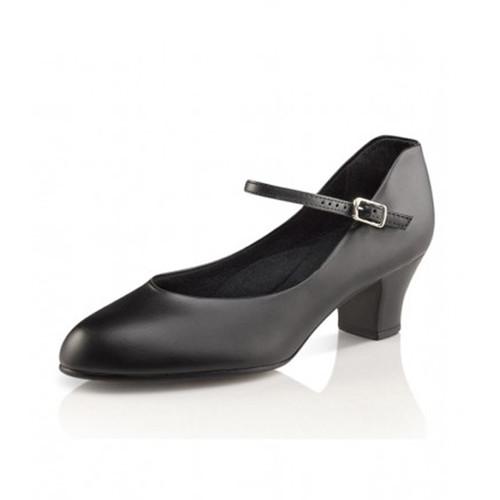 Capezio Jr Footlight PU Character Shoe