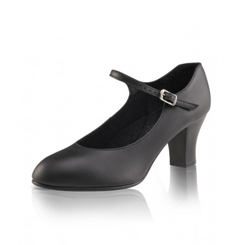 Capezio Student Footlight Leather Character Shoe