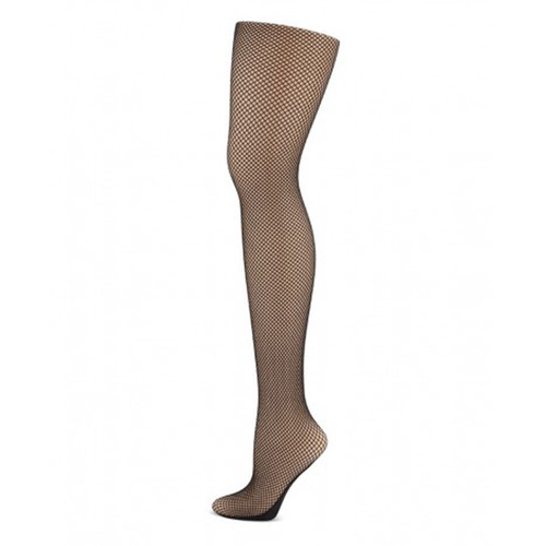 Capezio Professional Fishnet With Seams Tight