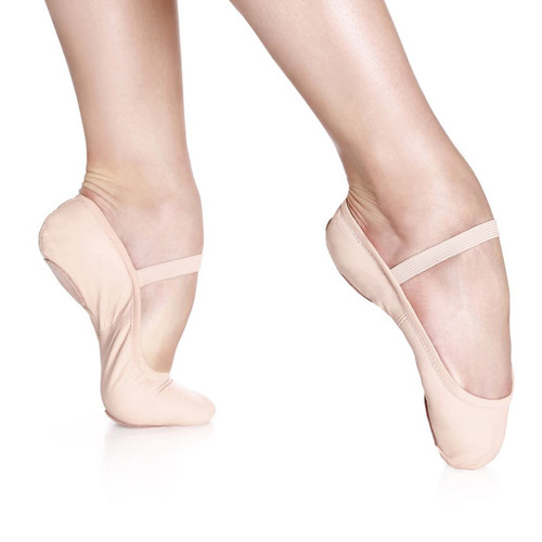 So Danca Split Sole Leather Ballet Shoe (Pre Sewn)