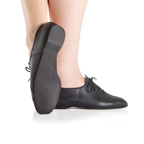So Danca Full Sole Lace Up Jazz Shoe