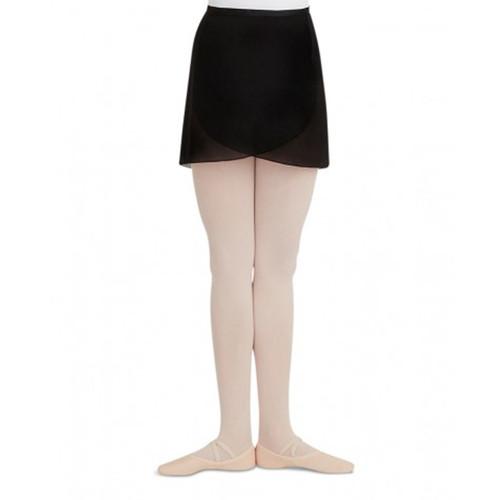 Capezio Georgette Wrap Tie Skirt