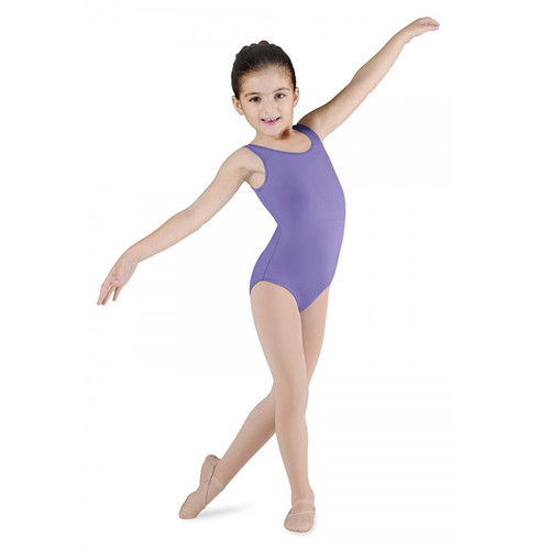 Bloch Dynamic Tank Leotard (Nylon/Spandex)