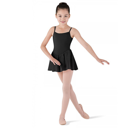 Bloch Blossom Cami Leotard With Chiffon Skirt