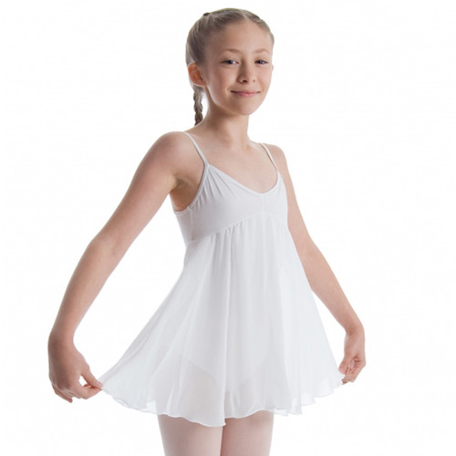 Bloch Juliet Skirted Cami Leotard Dress