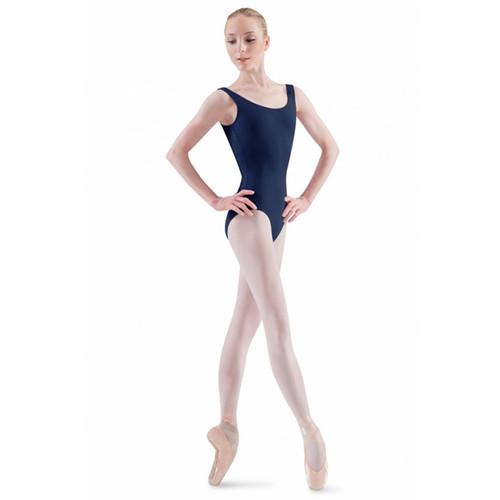 Bloch Ballerina Basic Cotton Tank Leotard (Cotton/Spandex)