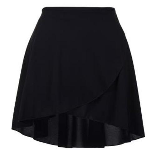 Freed Rehearse Polycrepe Wrap Around Skirt