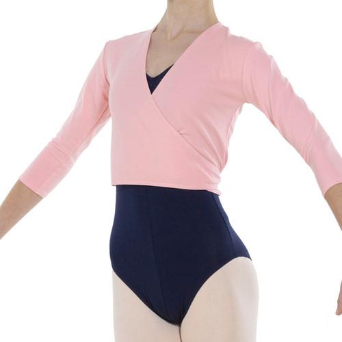 Tappers & Pointers Cotton Lycra Ballet Wrap Jr