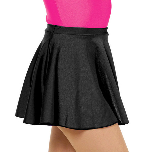 Tappers & Pointers Nylon Lycra Circular Skirt Jr