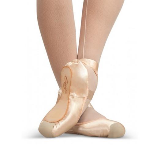 Capezio Suede Pointe Shoe Covers