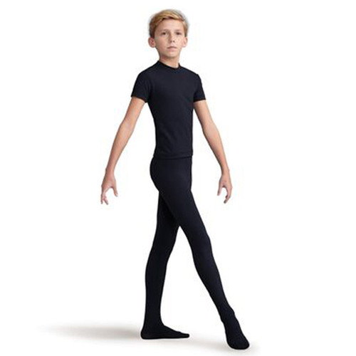 Capezio Tactel Footed Tight Child