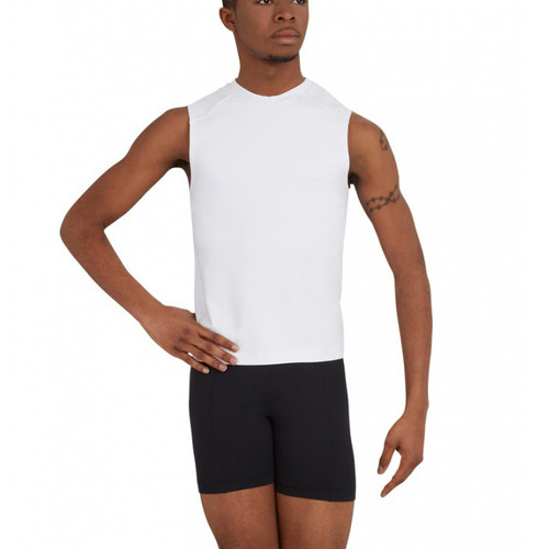 Capezio Mens Fitted Shorts