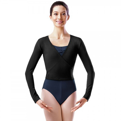 Bloch Long Sleeve Ballet Wrap Adult