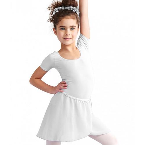 Capezio Chiffon Wrap Skirt Child