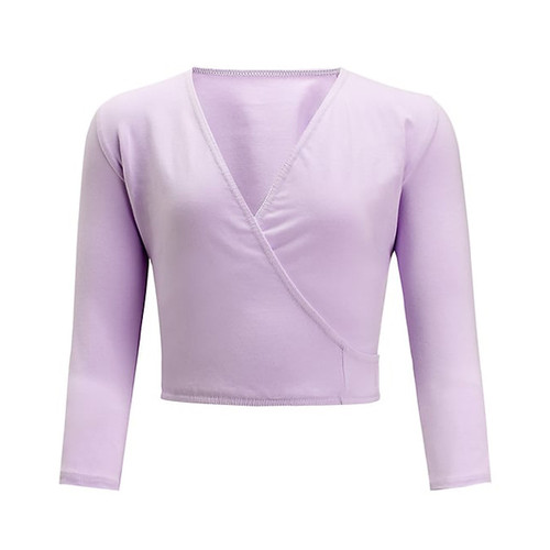 Freed Ballet X-Over Wrap 3/4 Sleeves Jr