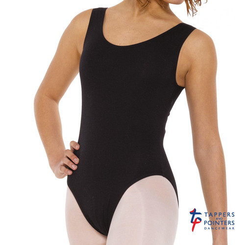 Tappers & Pointers COT/4 Tank Leotard Jr