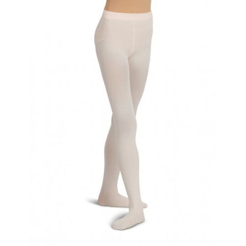 Capezio Ultra Soft Self Knit Waistband Footed Tight Adult