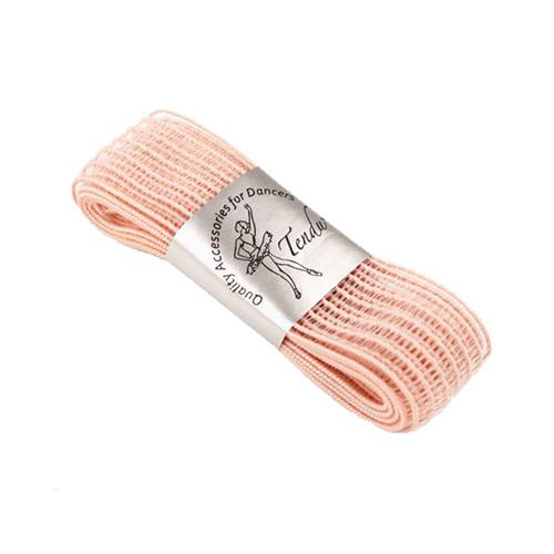 Tendu Invisable Pointe Shoe Mesh 15cm (Pink)
