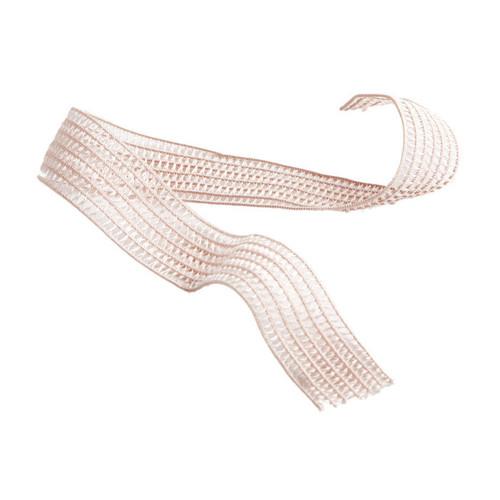 Russian Pointe Invisable Pointe Shoe Mesh Elastice 15cm (Pink)